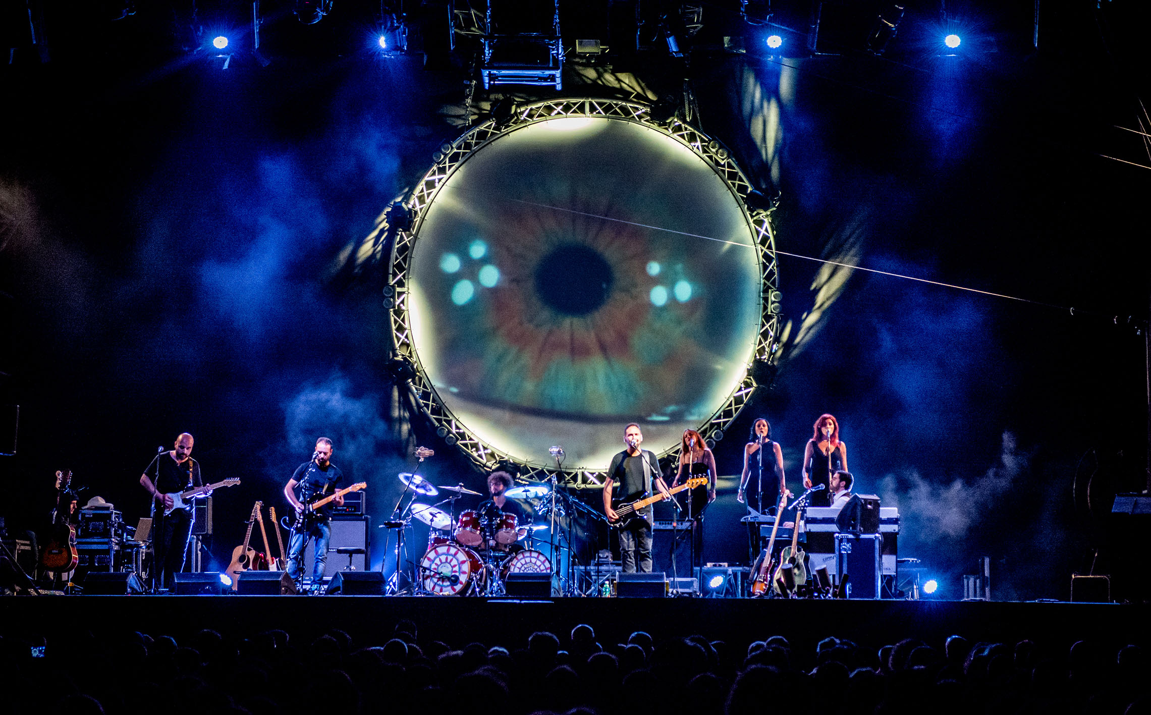 Jesi, 5 giugno, anteprima assoluta del balletto SHINE Pink Floyd Moon