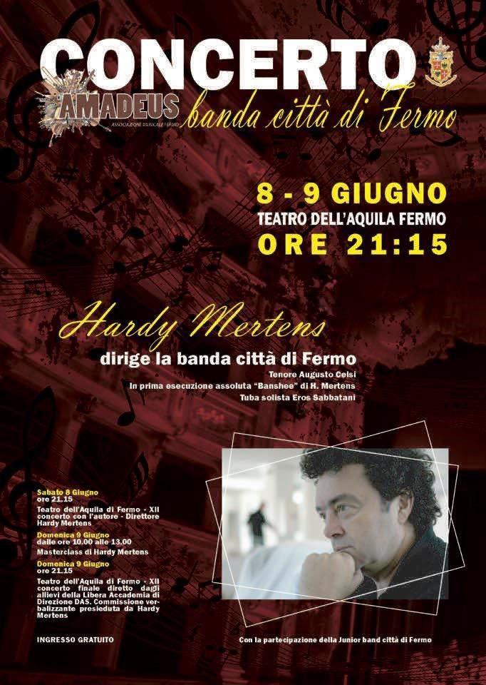 "Banda ""Città di Fermo"" in un imperdibile concerto"