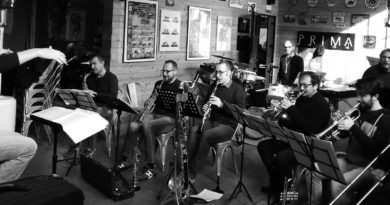 BIG BAND MADE SMALL WUNDERKAMMER ORCHESTRA SUONA JAZZ