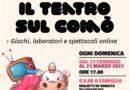 """""""CICCÌ COCCÒ"""" la rassegna online per bimbi e famiglie"""