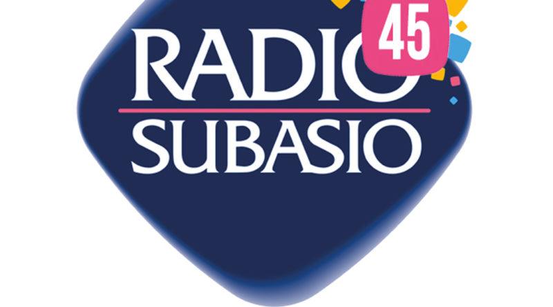 7 MARZO 2021: RADIO SUBASIO COMPIE 45 ANNI E LI CELEBRA CON UNA GRANDE FESTA ON AIR E SOCIAL
