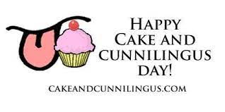 Le nuove frontiere del sesso – Cake and cunnilingus day