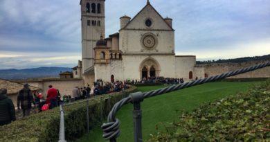 Note di viaggio – da Assisi a Spello e Gubbio