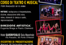 Il teatro delle Foglie riapre i corsi teatrale presso l'Hotel Quadrifoglio