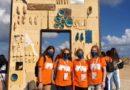 L'Istituto Agrario a Lampedusa per evento Siamo sulla stessa barca