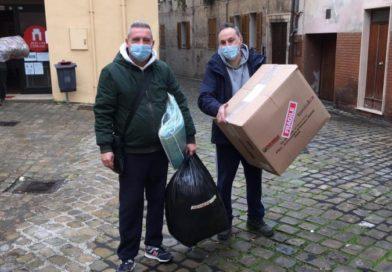 """""""[R]accolgo"""", iniziativa promossa da Cgil, Jesi in Comune e Isola di Chiaravalle: domani, dal porto di Ancona, parte il primo invio di aiuti umanitari verso campi profughi Grecia"""