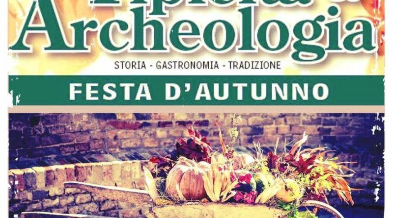 Tipicità & Archeologia a Monte Rinaldo