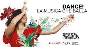 DANCE! LA MUSICA CHE BALLA.   FORM A PORTO RECANATI E URBISAGLIA
